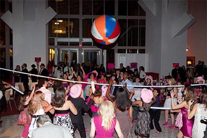 Bar Mitzvah Beachball Party
